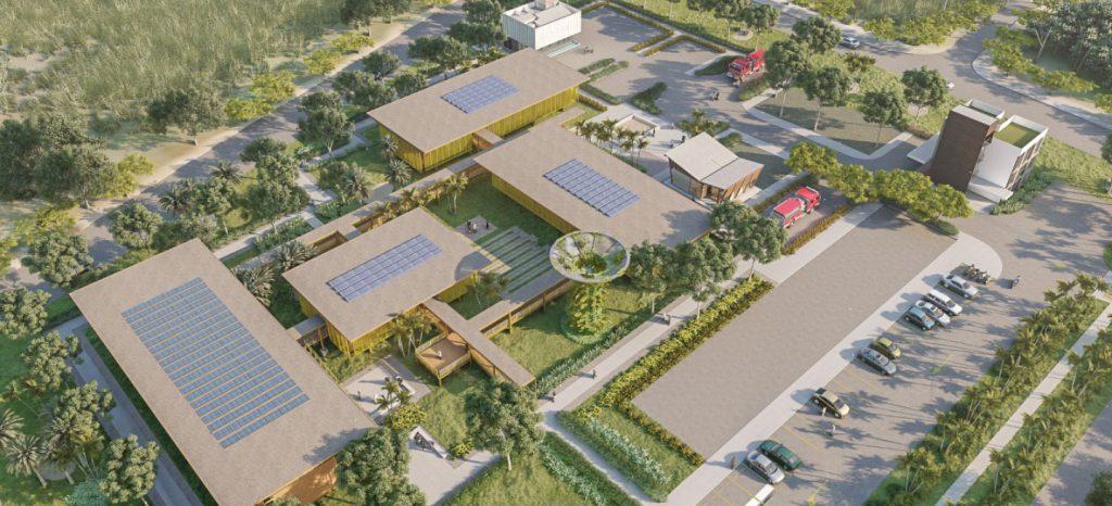 Projeto arquitetônico do PISAC ganha 5° prêmio Saint Gobain de sustentabilidade.